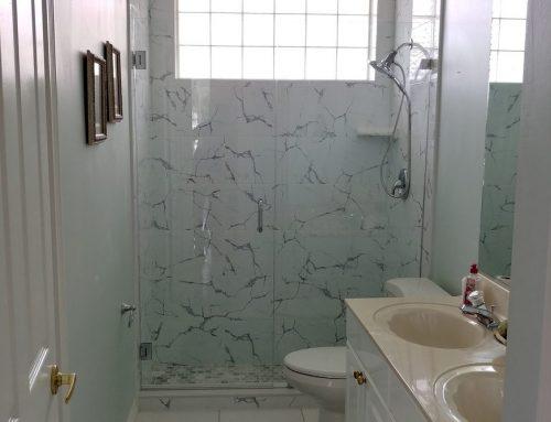 Hennings Bathroom Renovation